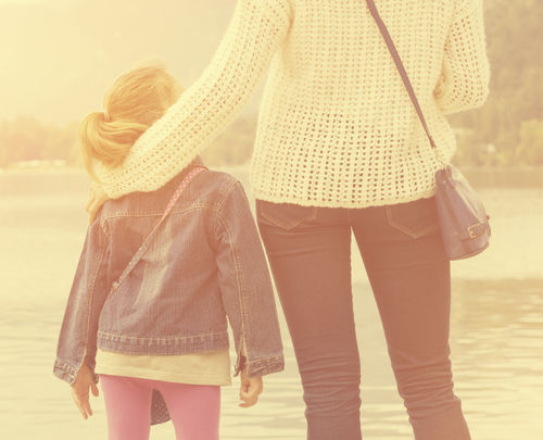 scrappy mama, lessons learned from mom