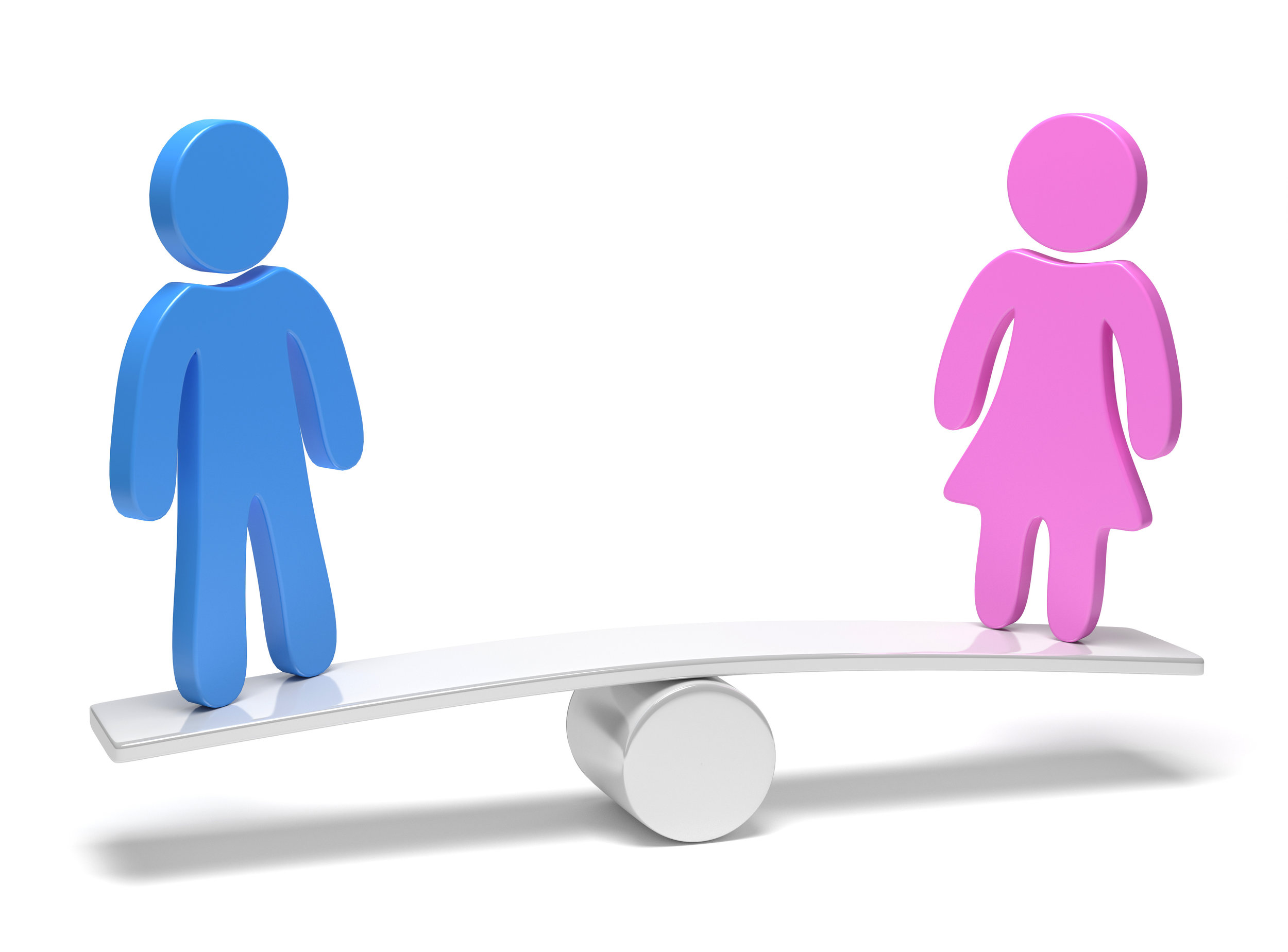 marketing and tech and equal pay movement