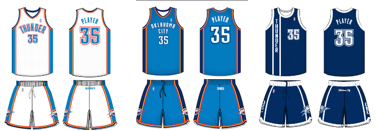 brand new 43352 9f956 NBA Uniform Rankings Part 2 — The Front Office