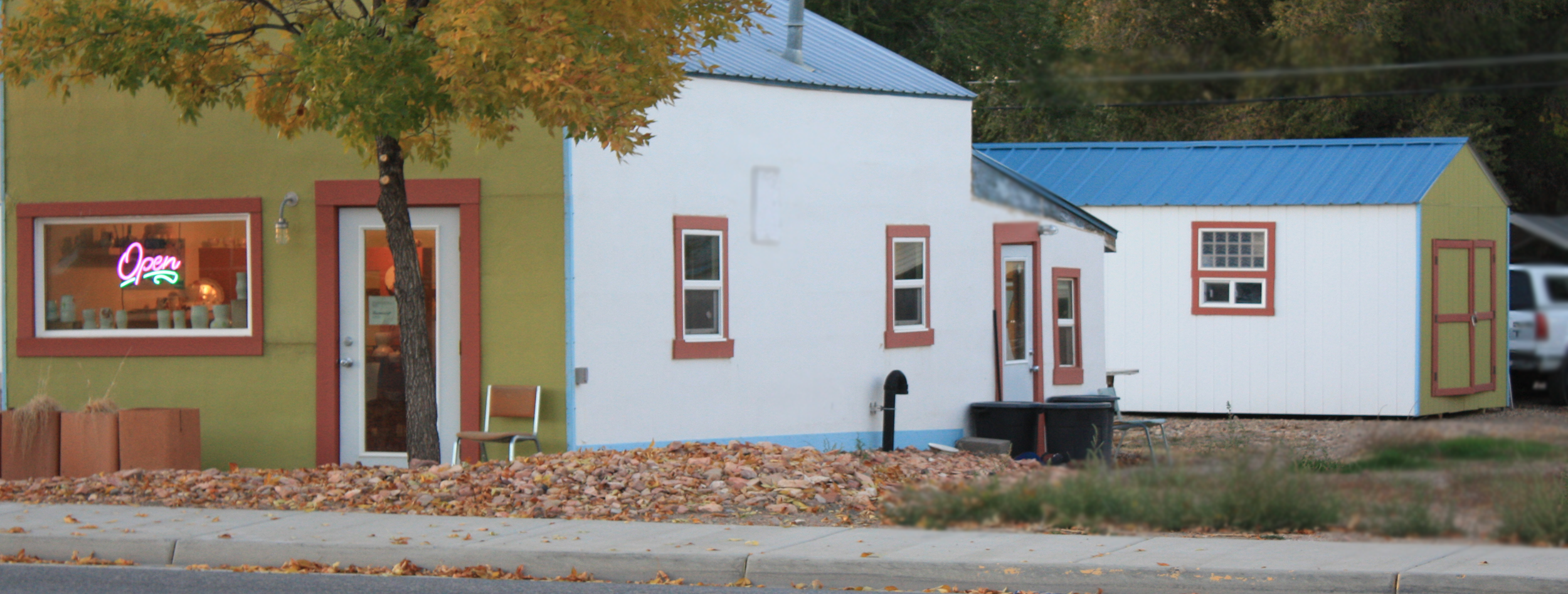 The Pottery Shop, 514 E. Main St. Rangely, CO
