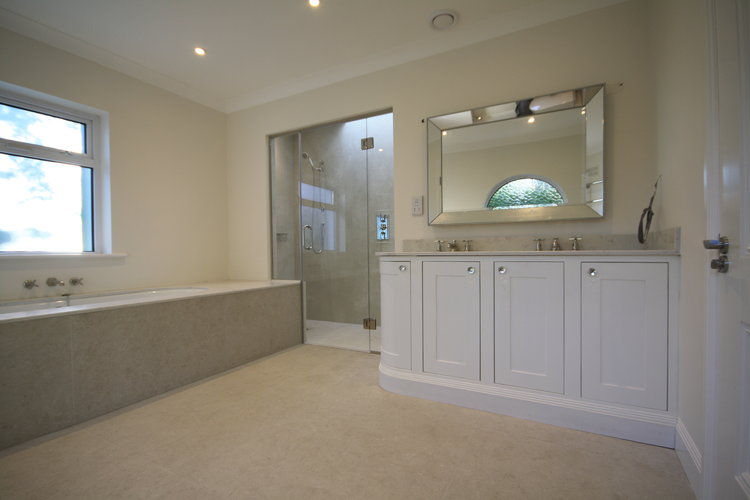 Artisan Bathroom Tiling Jobs — Tony Byrne Tile & Stone