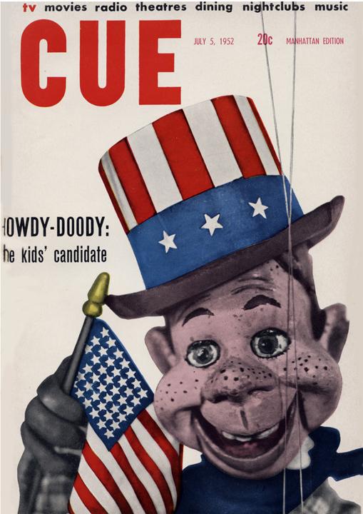 CUE July 5, 1952