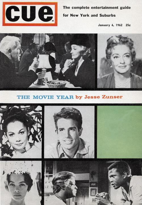 CUE January 6, 1962