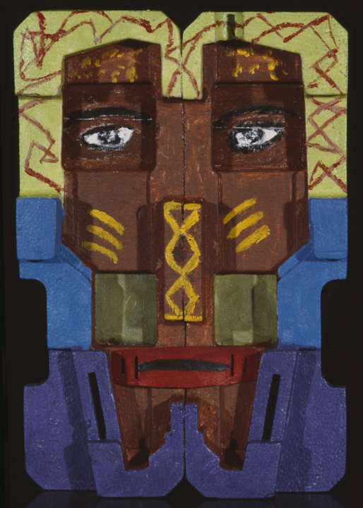 NIGERIA (Mask)