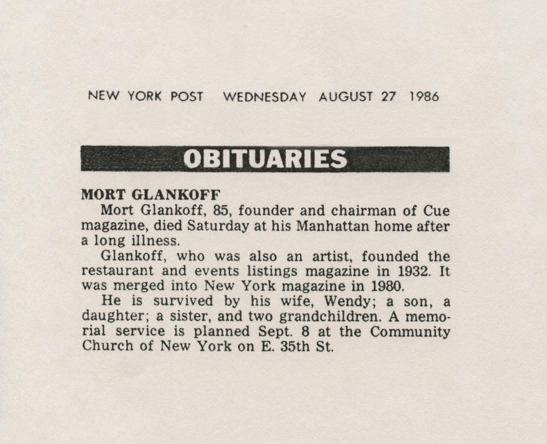 Mort Glankoff Obit New York Post.jpg