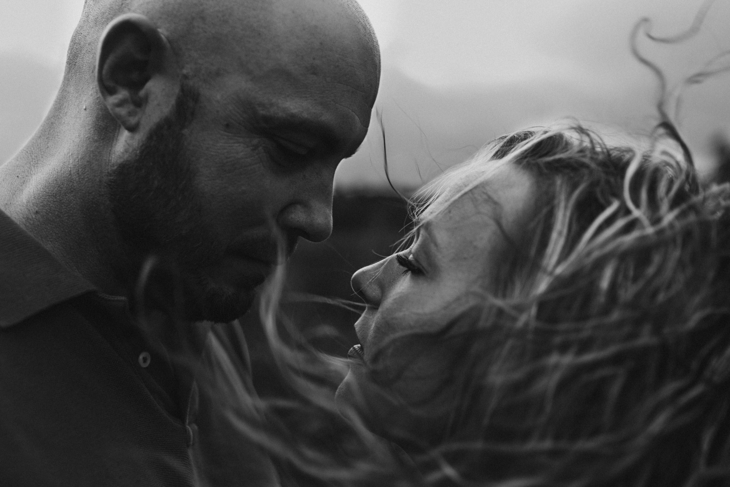 atlanta fine art romantic couple photography