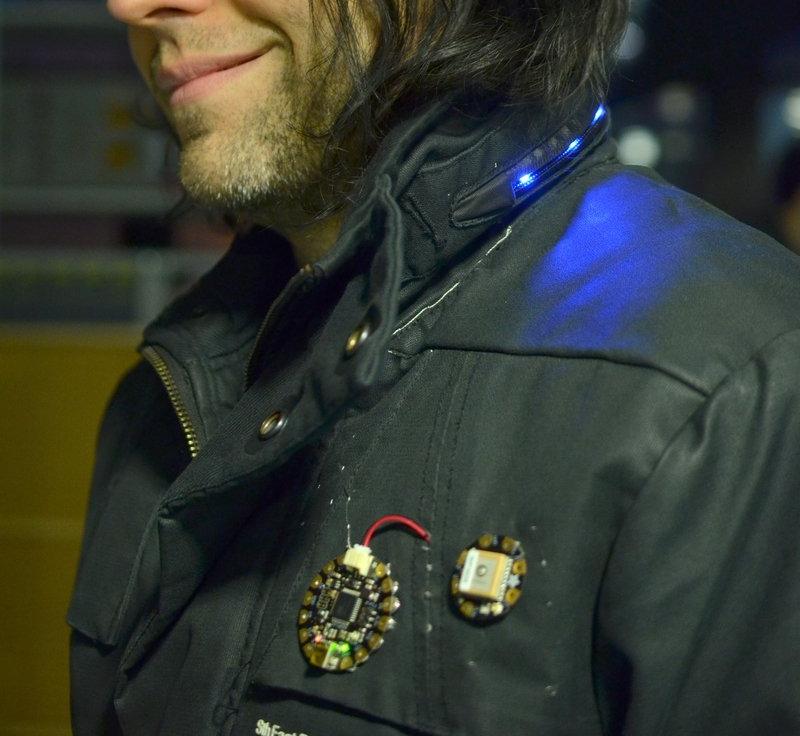 GPS Jacket