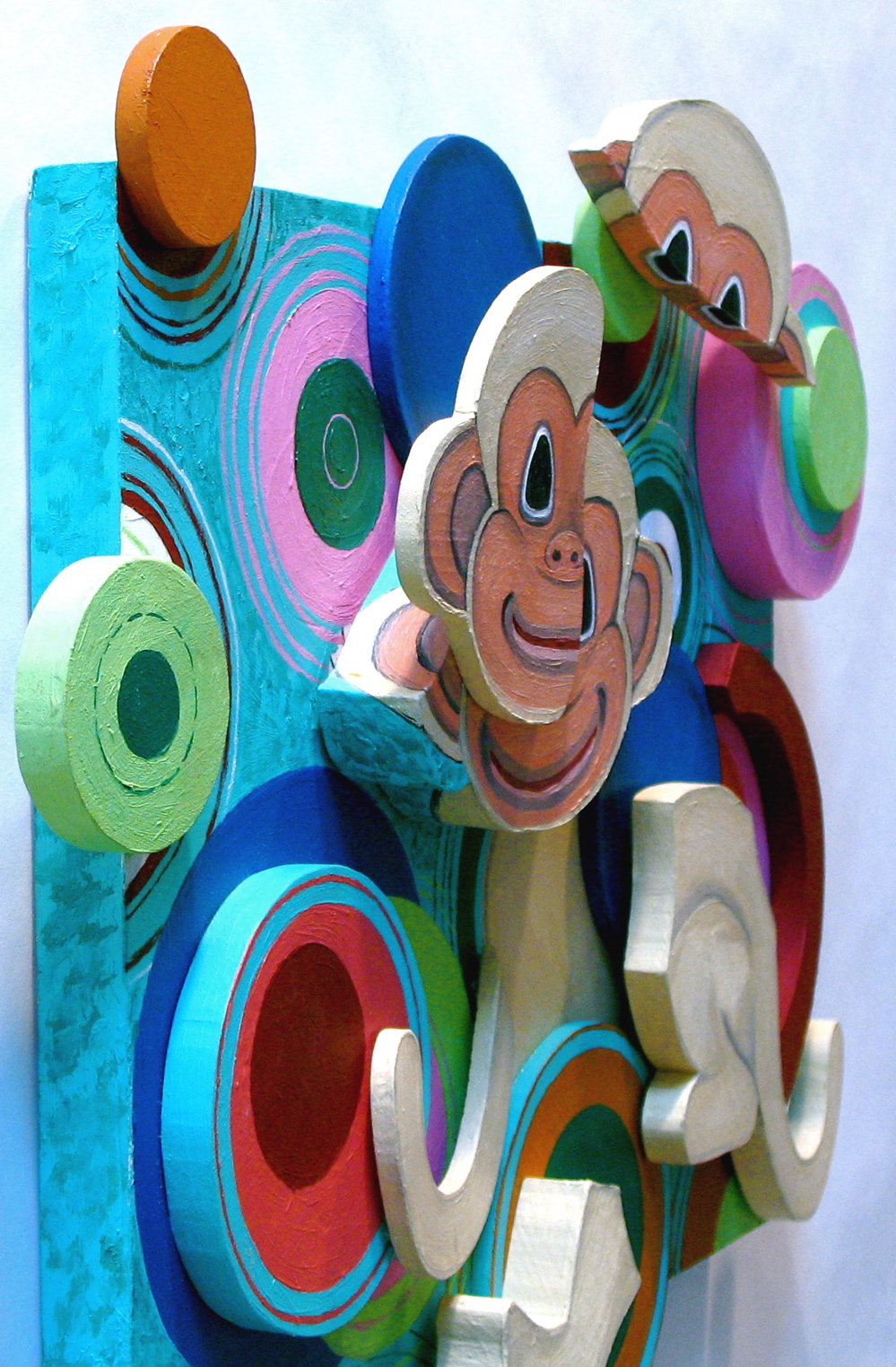 Small Monkey Excerpt [Detail]