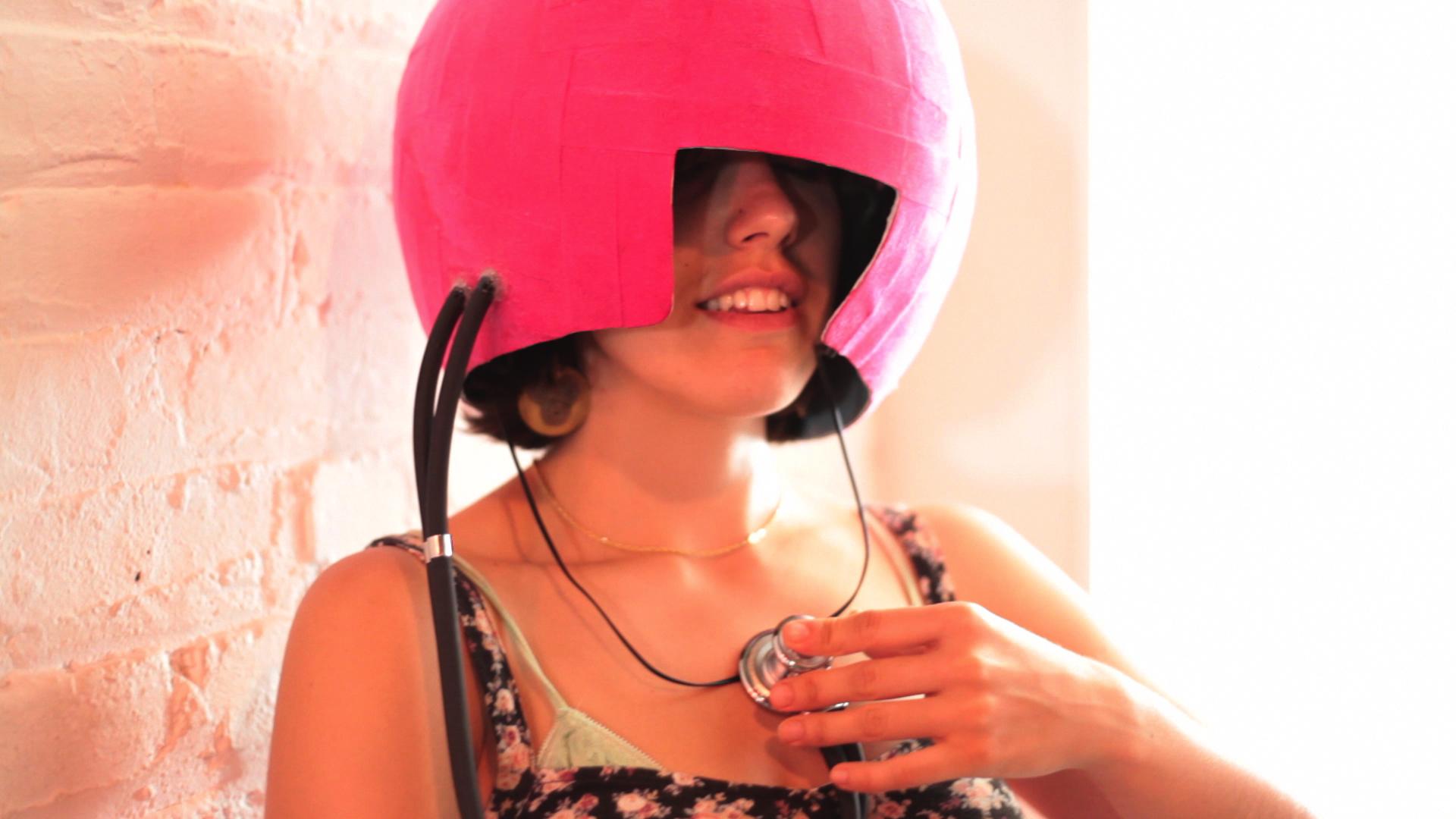 Foley_Rabinovich_Heart_Hat_Pink Noise_Salon.jpg
