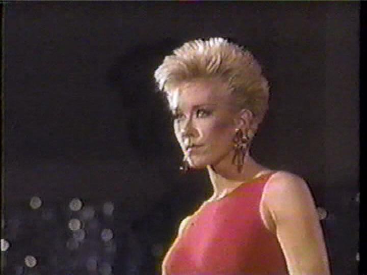"""GINY RAEon PBS TELEVISION'S """"CHAMPIONSHIP BALLROOM DANCING"""""""