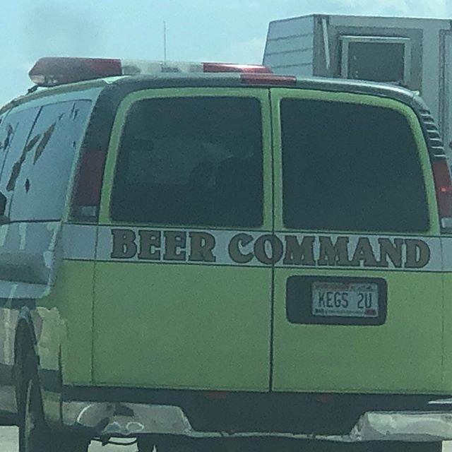Come Arrest Me! #beercomanders #kegs2u #wisconsin #beer #iiff2019 #hellowisconsin #milwaukee #drinkup #coldbeer #thankyou