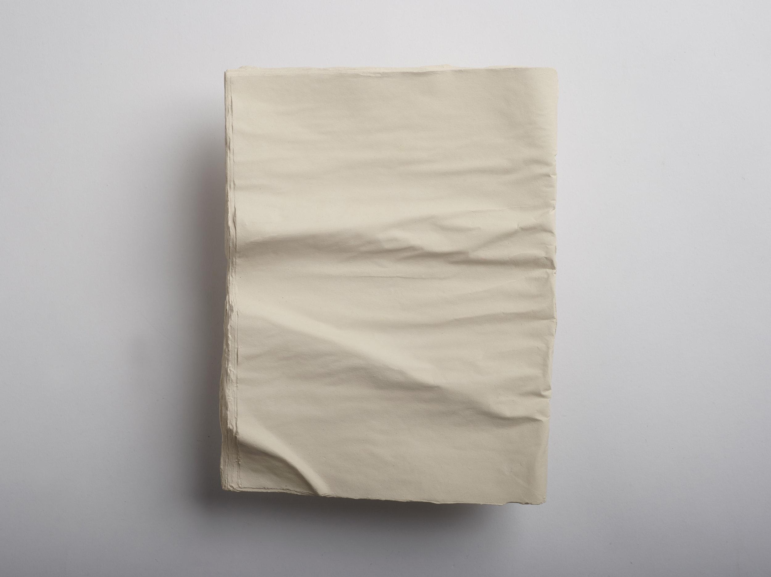 Reversal, 2017, slipcast ceramic