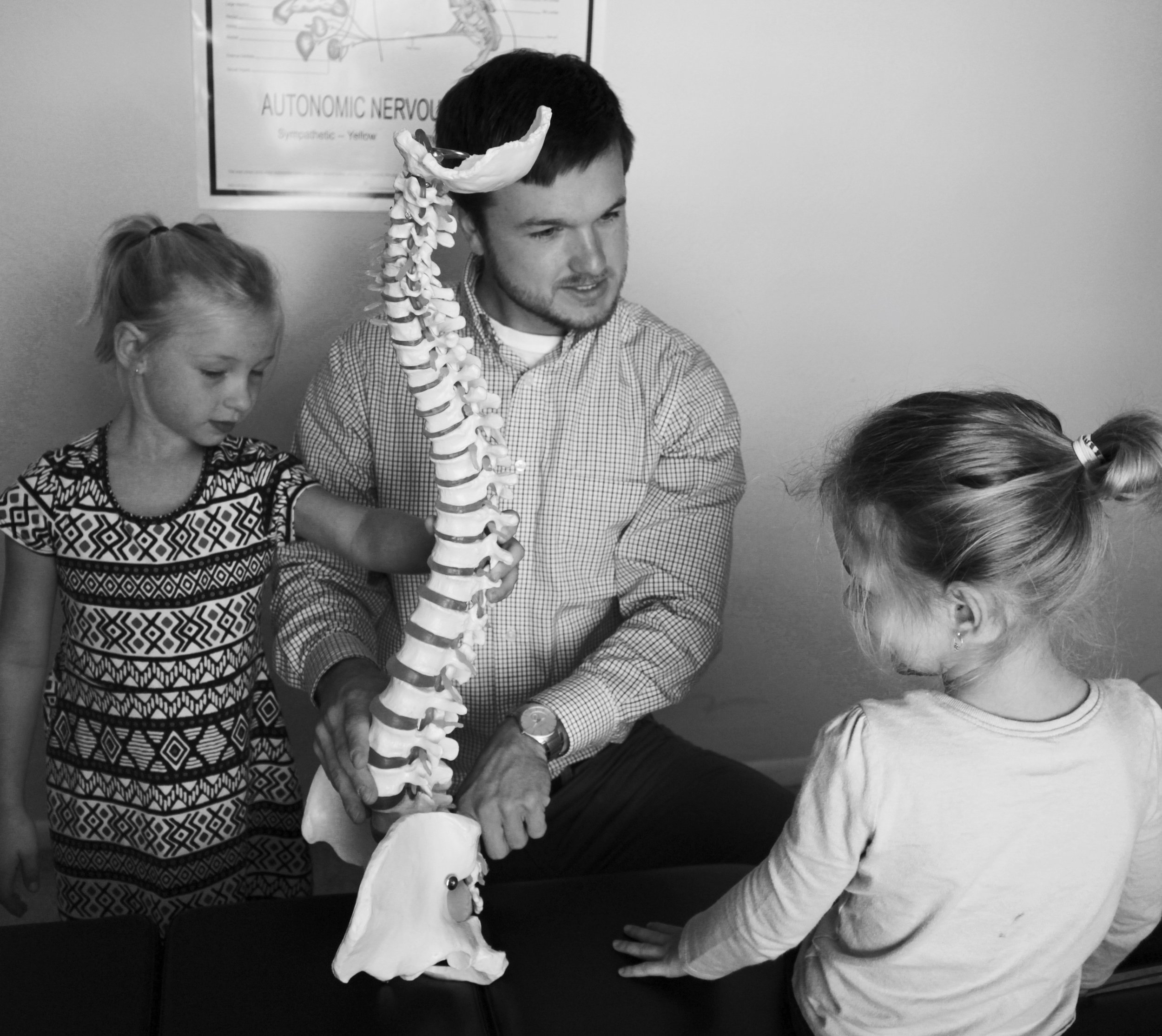 Dr. Erik is a member of the International Chiropractic Pediatric Association (ICPA) and has spent numerous post graduate hours honing his skills in pediatric and maternal care. He is also certified in the Webster technique which is a technique often utilized to restore optimal pelvic function during pregnancy.