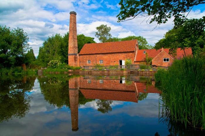 Tweedy & Fluff's home Sarehole Mill