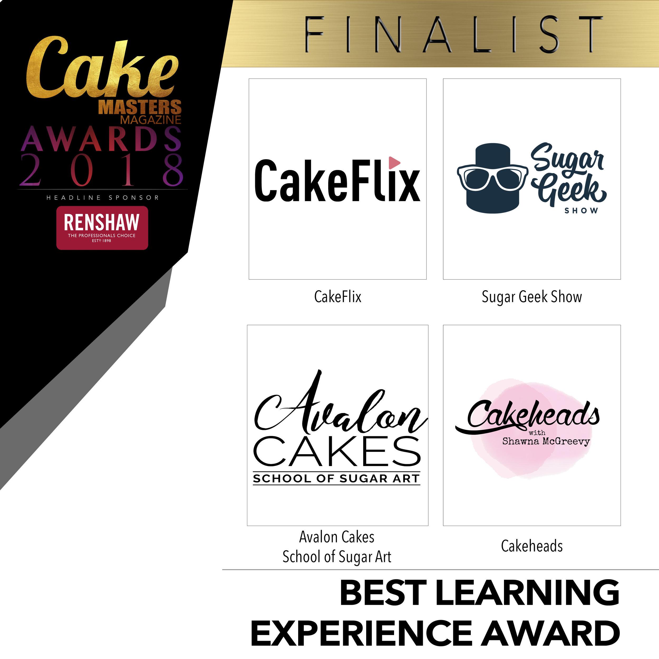 Finalist Grid 2018 BEST LEARNING EXPERIENCE AWARD.jpg