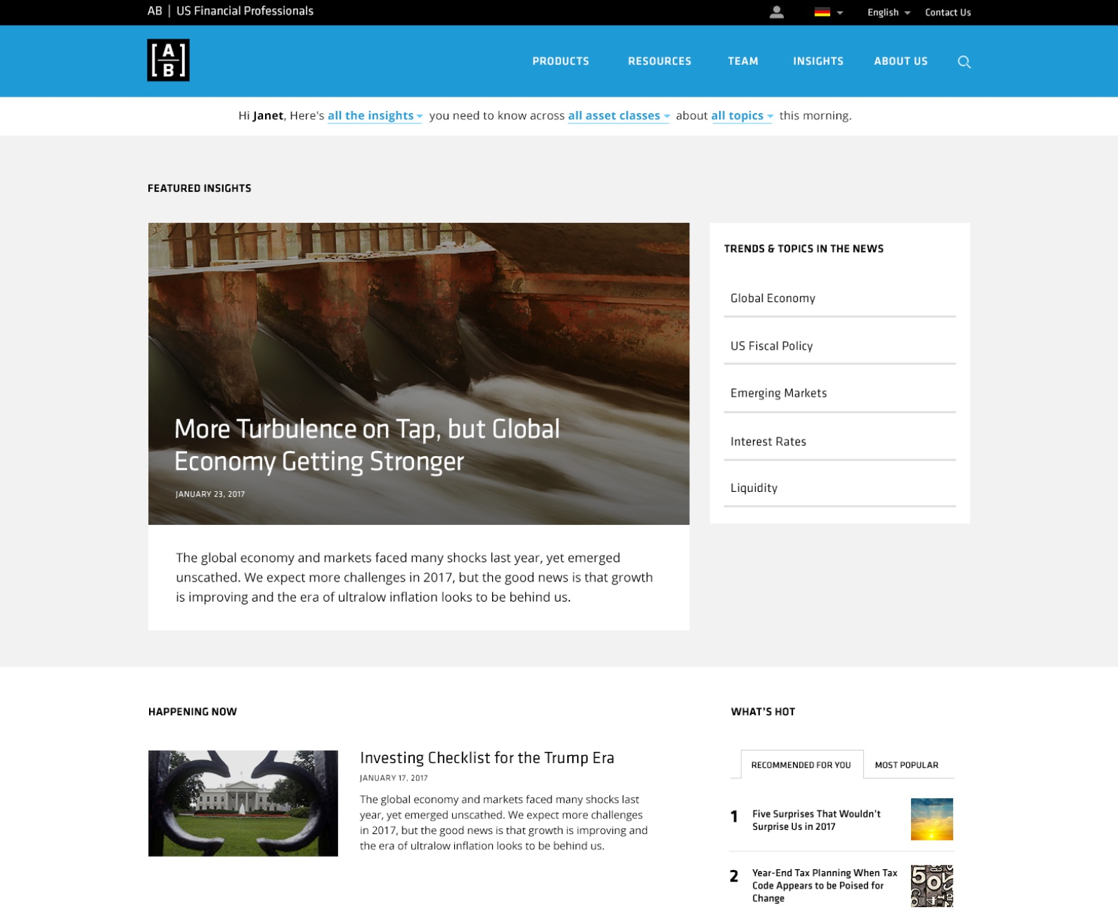 Deliver - Delivered final page designs and style guideCreated content guidelines