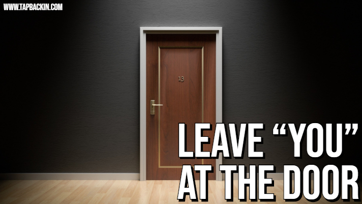 "Leave ""You"" at the Door.jpg"