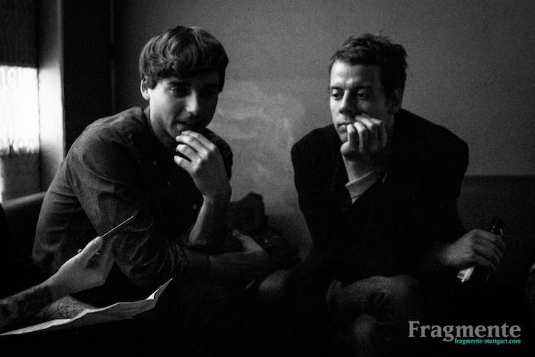 Philipp Wulf und Manuel Chittka.