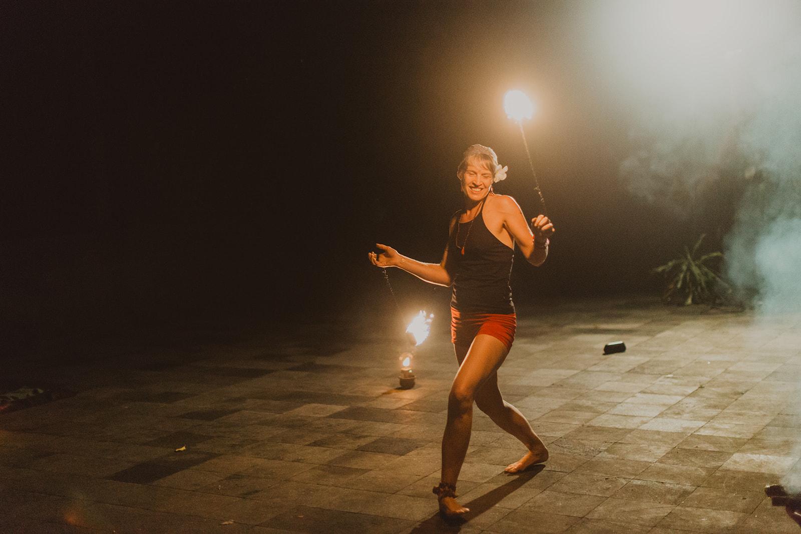 BTT Bali 2019 - Fire Expression Night