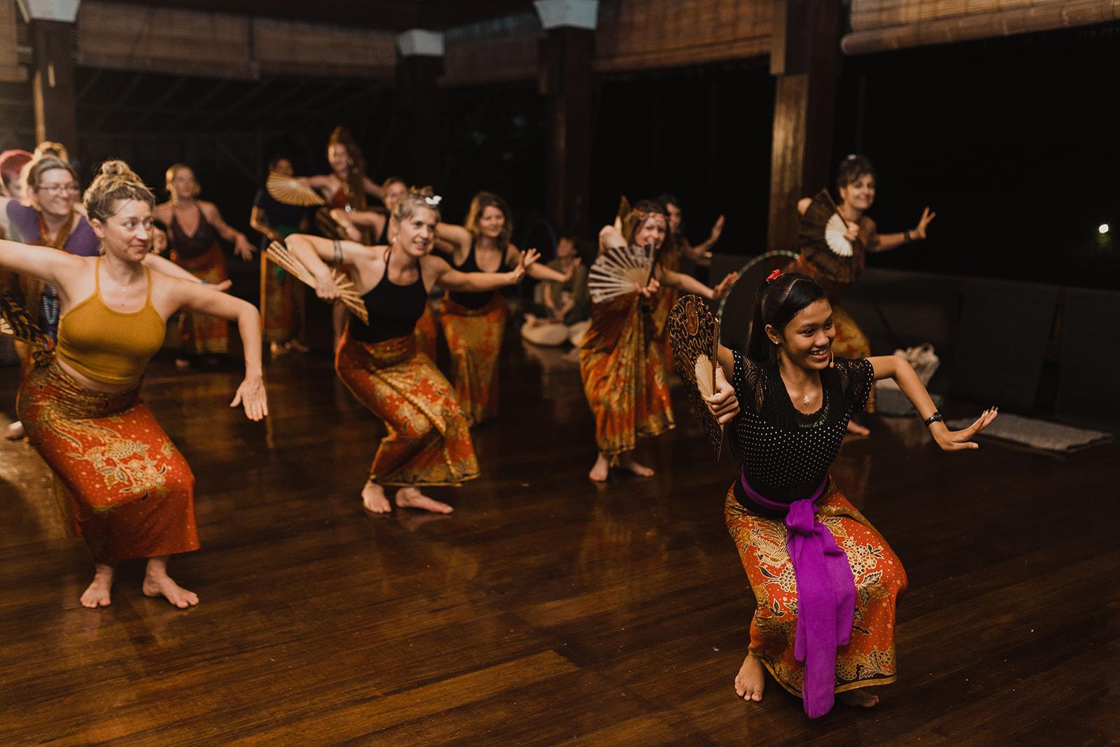 BTT Bali 2019 - Balinese dance
