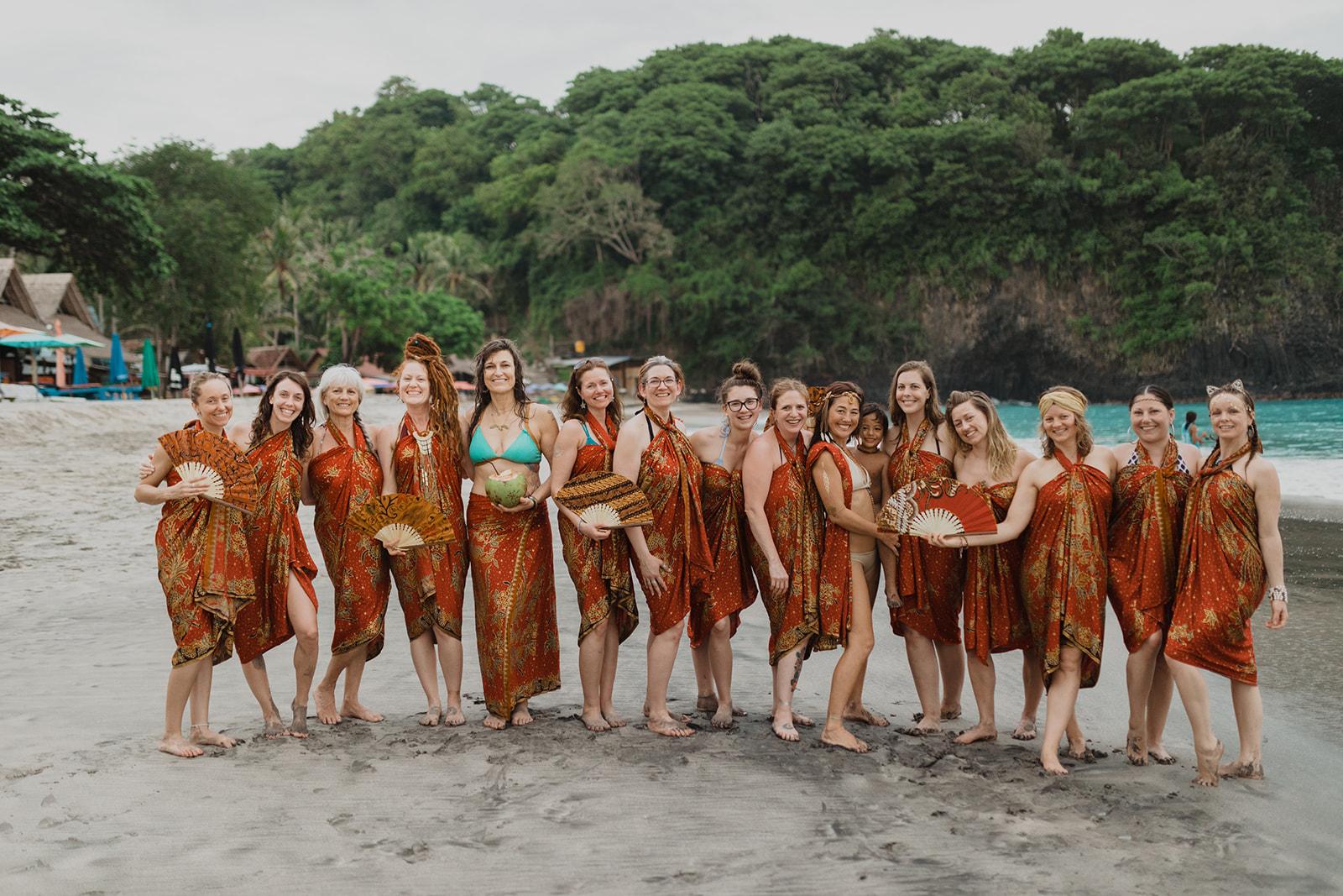 Beach Excursion Day, Bali Beauty that Transforms 2019