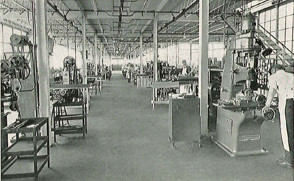 Mitchell Camera factory, 1929