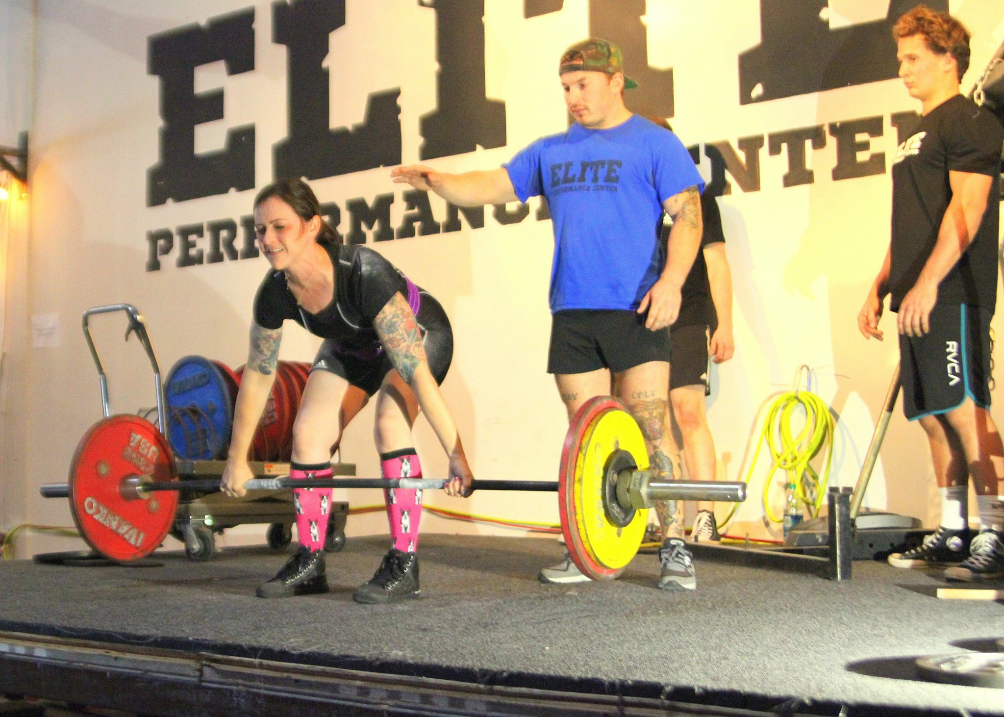 APA Fall Classic Deadlift Christy