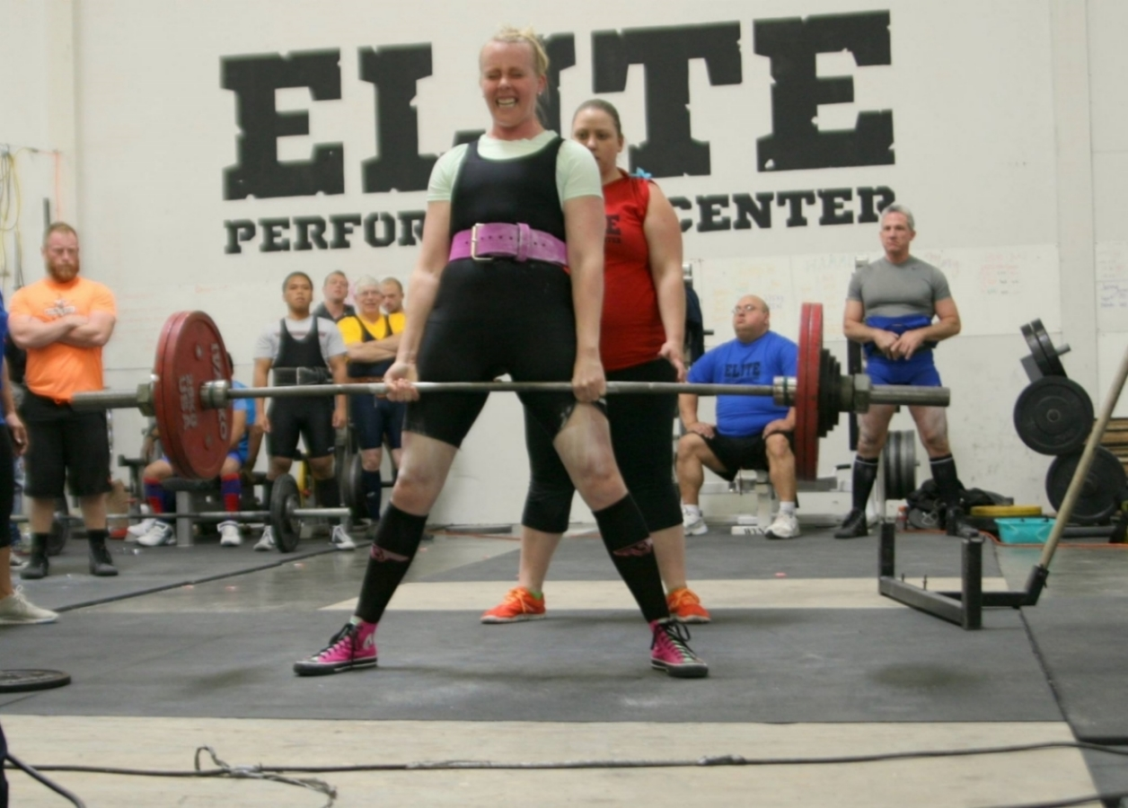 APF Summer Strength Deadlift Jackie