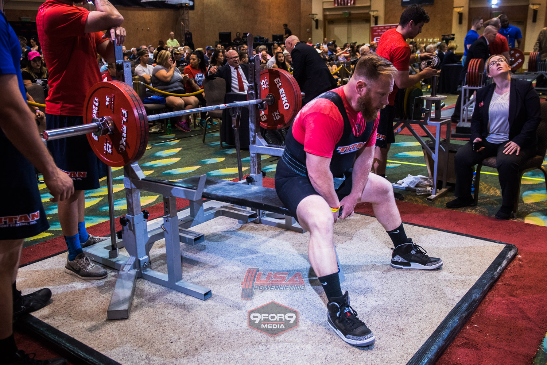 2017 USAPL Raw Nationals