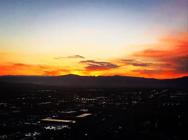 Mountain Morning Sunrise!