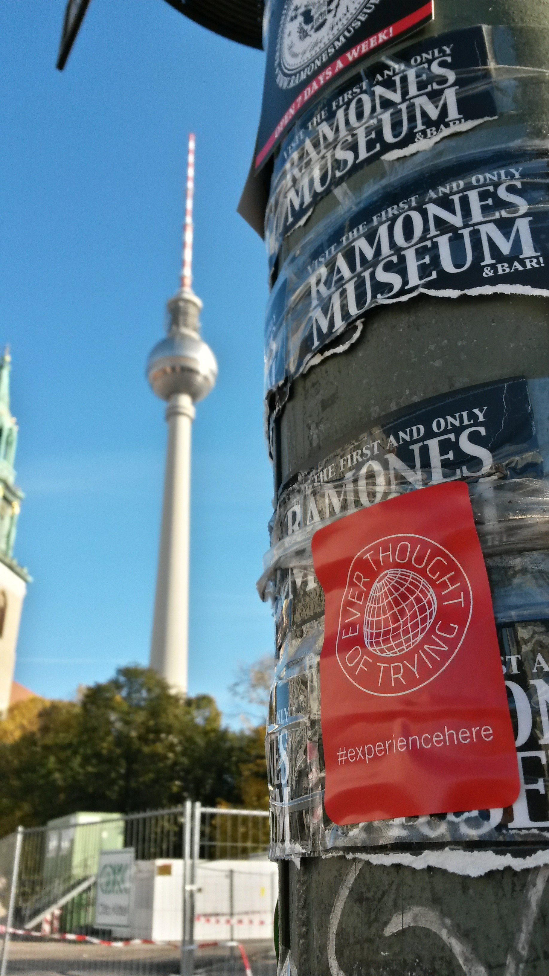 Ever Thought of Trying Berlin