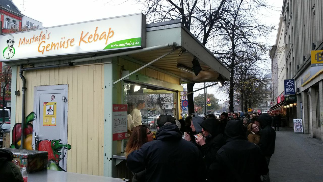 Mustfa's Berlin kebab