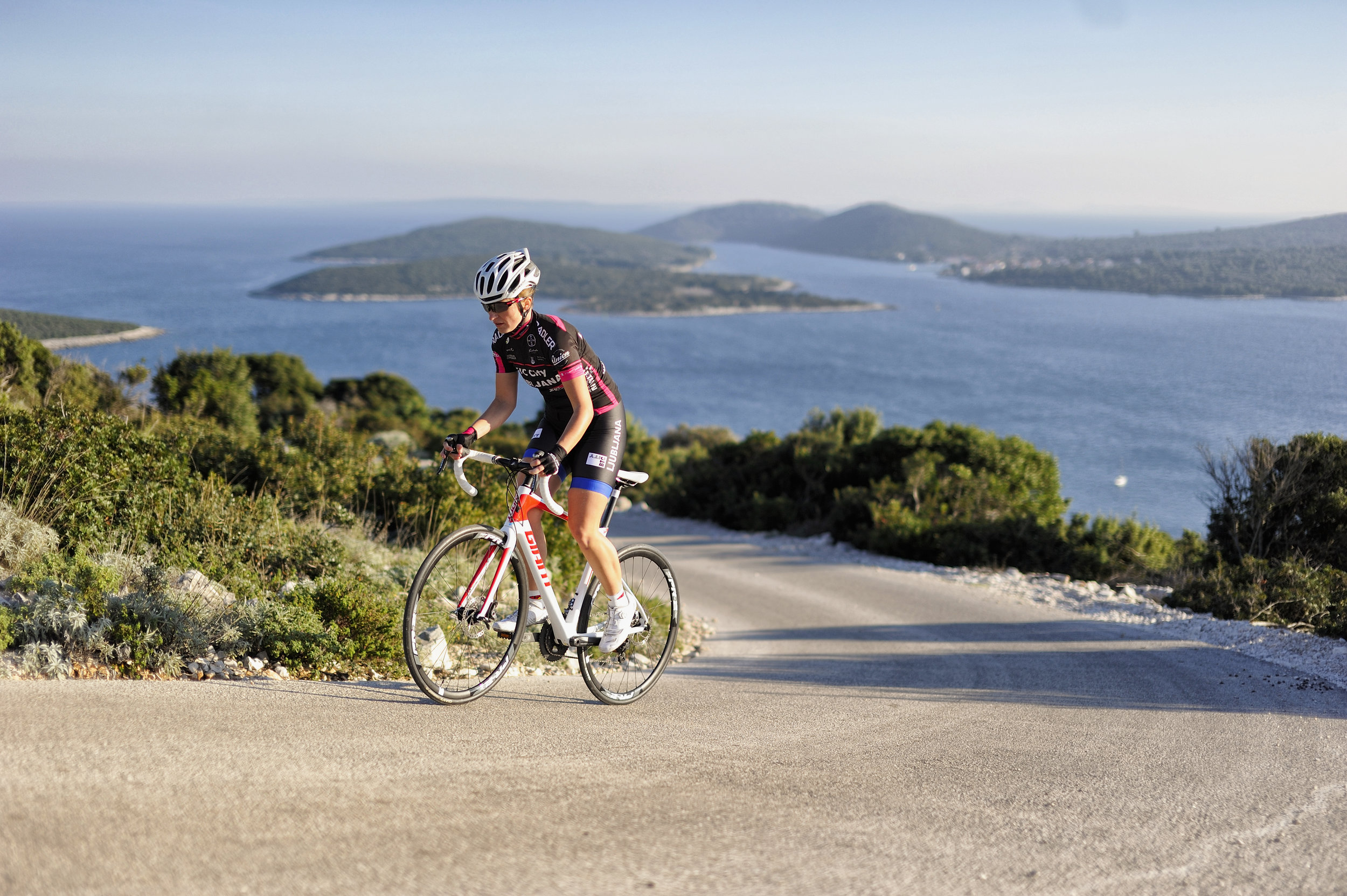 Trans Adriatic Cycling - Cycle across 6 islands and tackle the coastal hills that reveal stunning panoramas of Croatia - the most beautiful country in Europe.