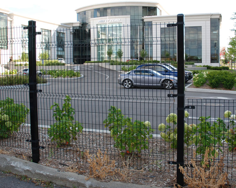 Omega II Fence Systems Architectural