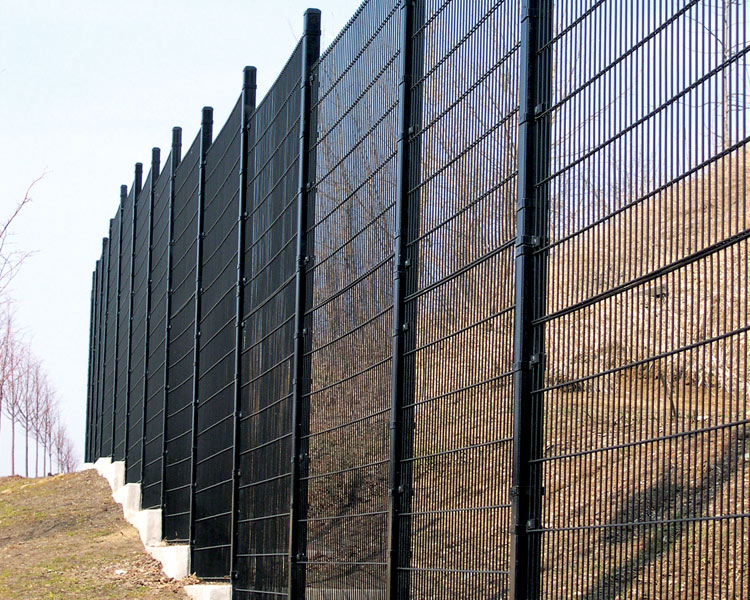 Omega II Fence Systems Secur