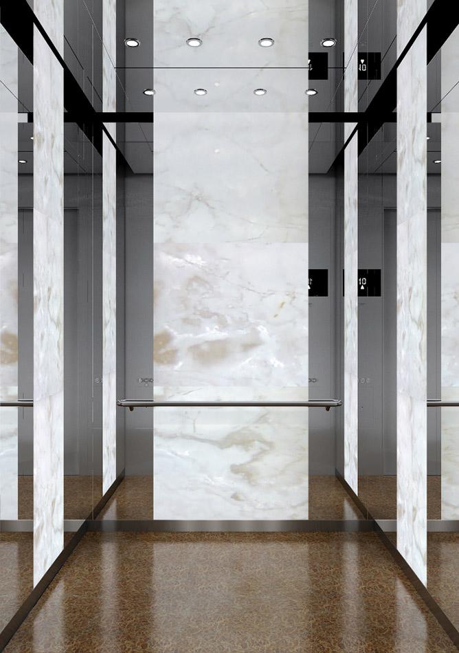 White Onyx backlit Elevator.jpg
