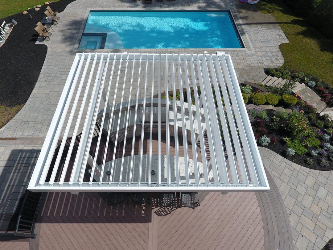 Equinox Louvered Roof systems