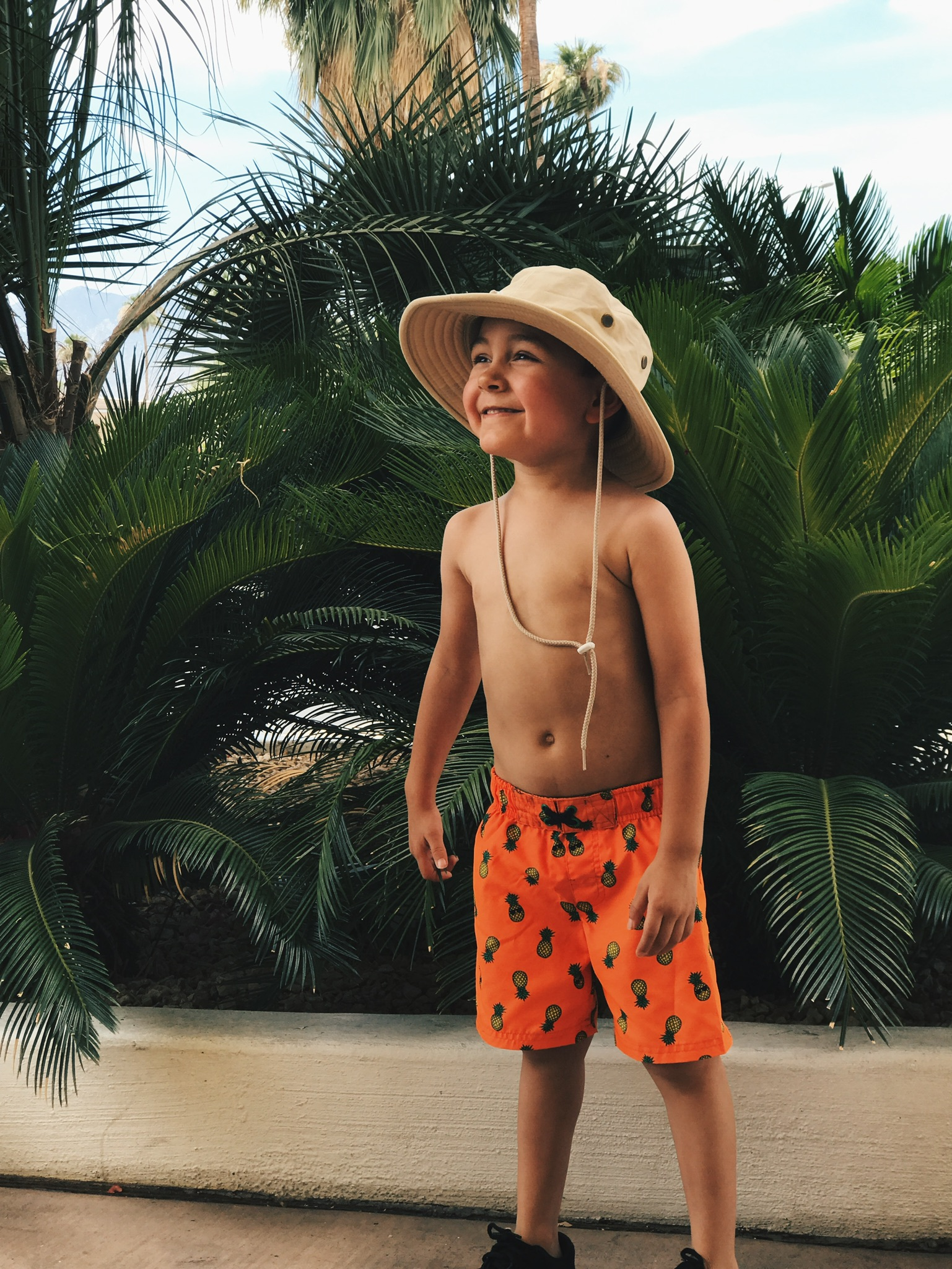KID FRIENDLY? - PS—We generally come to stay during the week, so with that being said the weekends can be more of a party atmosphere. On the weekend there is a DJ by the pool during the spring summer months that makes the pool area feel less kid friendly than we are used to
