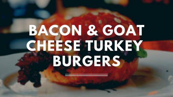High protein turkey burger recipe