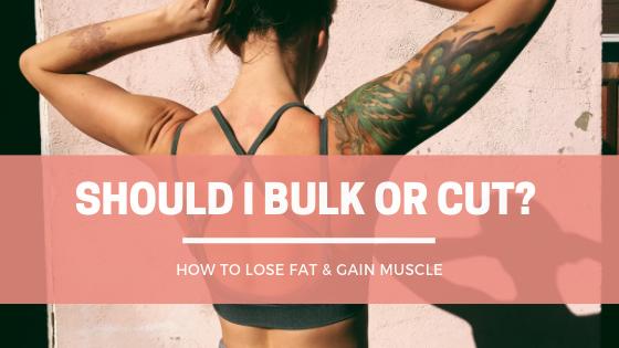 Bulk or Cut?