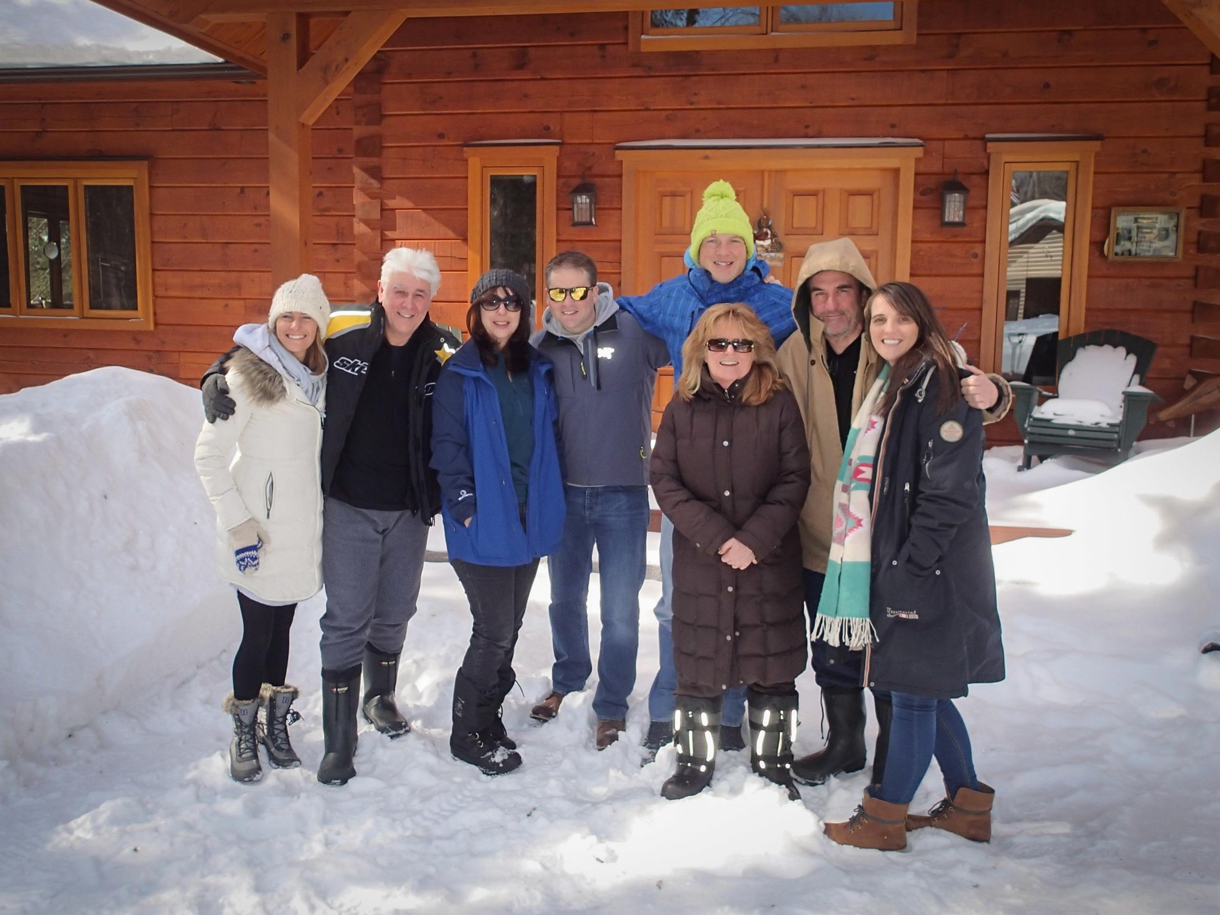 Eagle Lake family