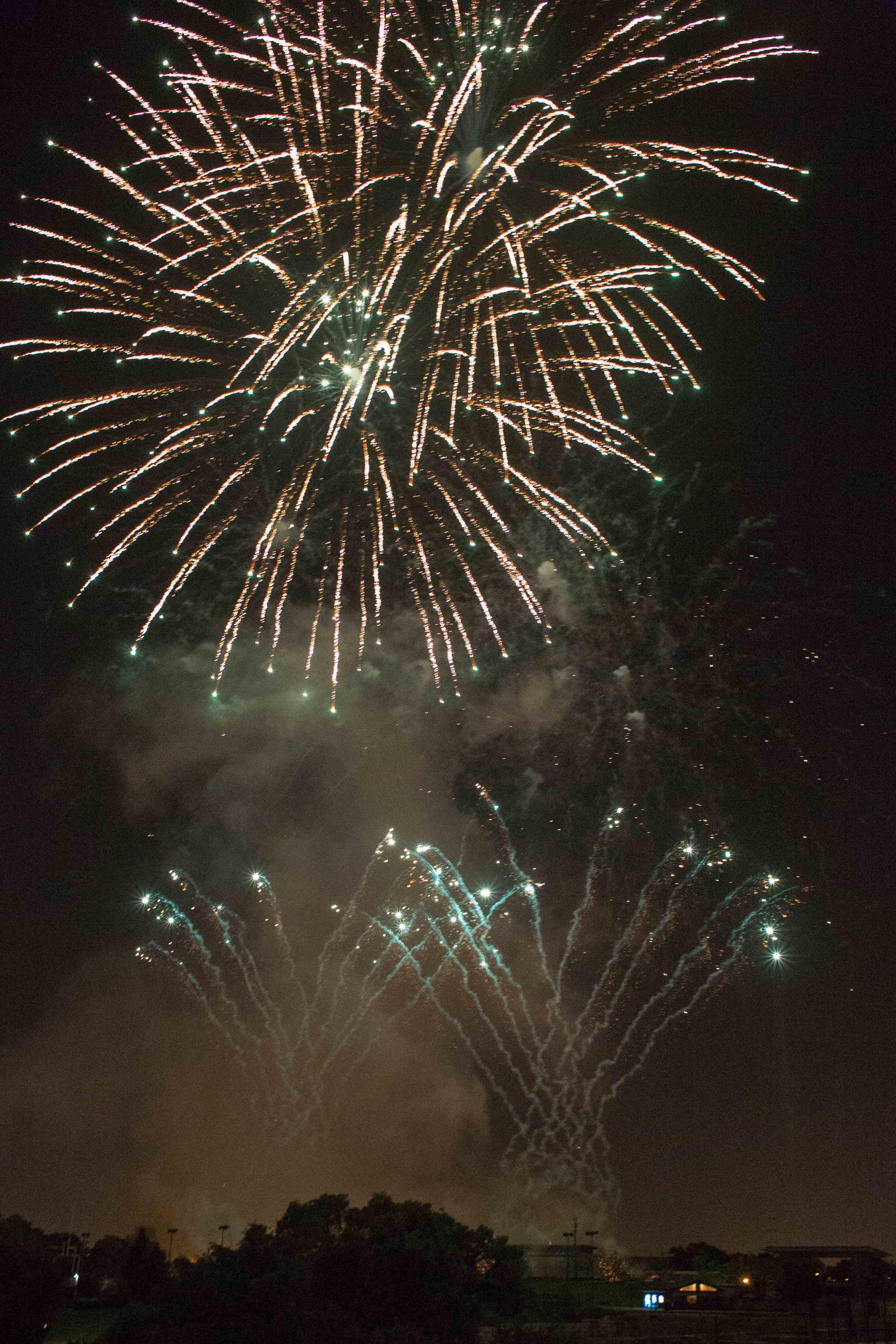 4th July Fireworks Houston