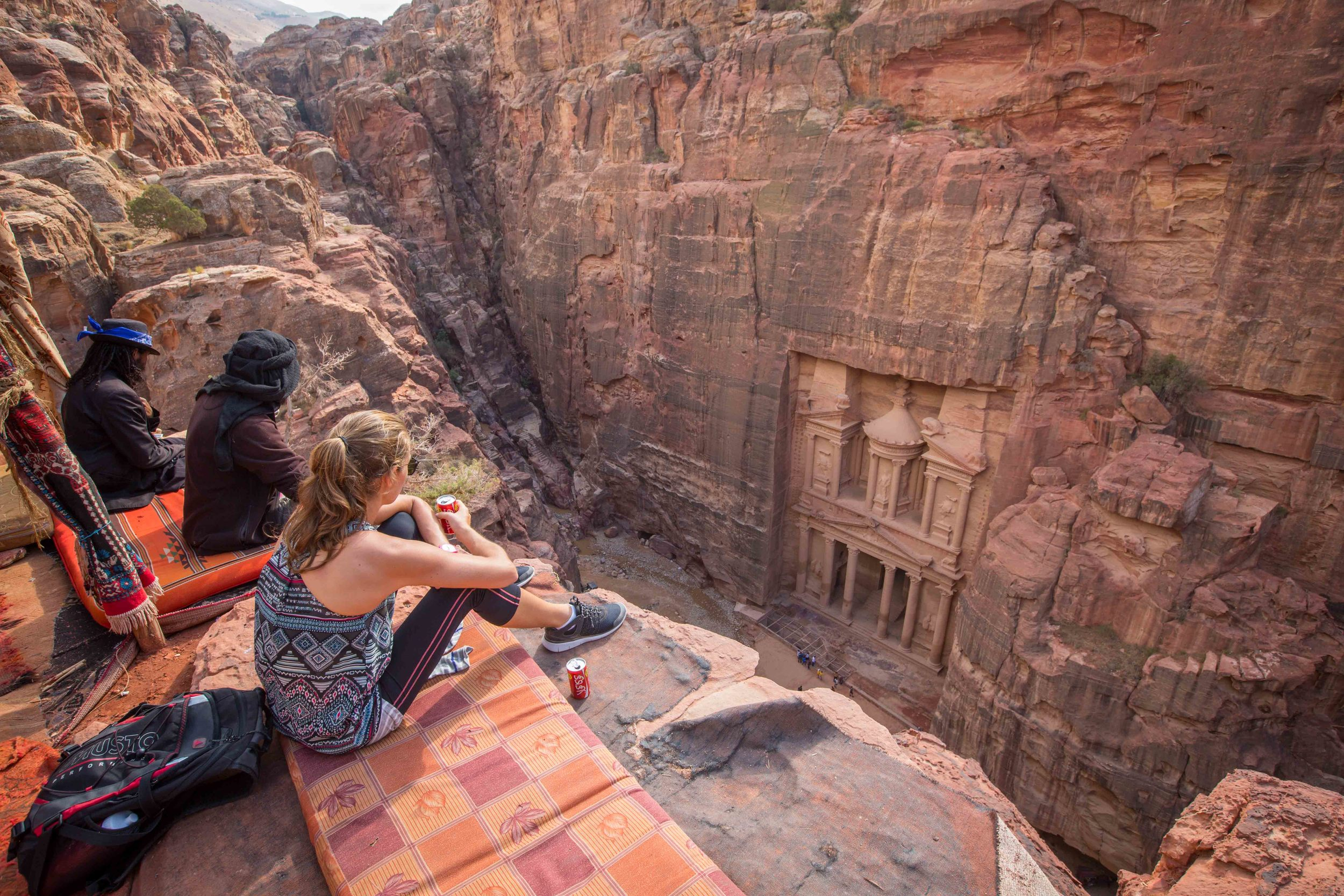 treasury bedouin