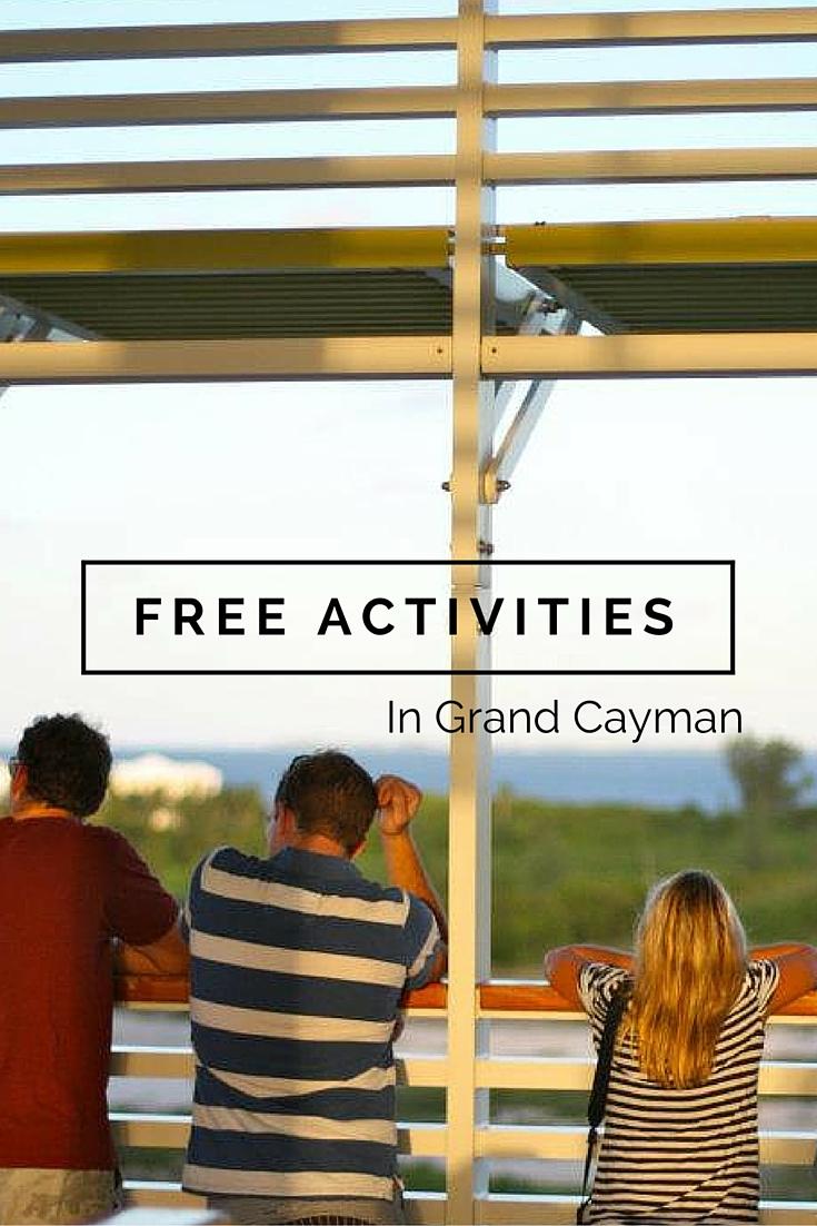 Free Activities Grand Cayman