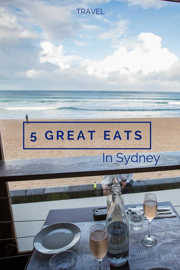 Great Eats Sydney