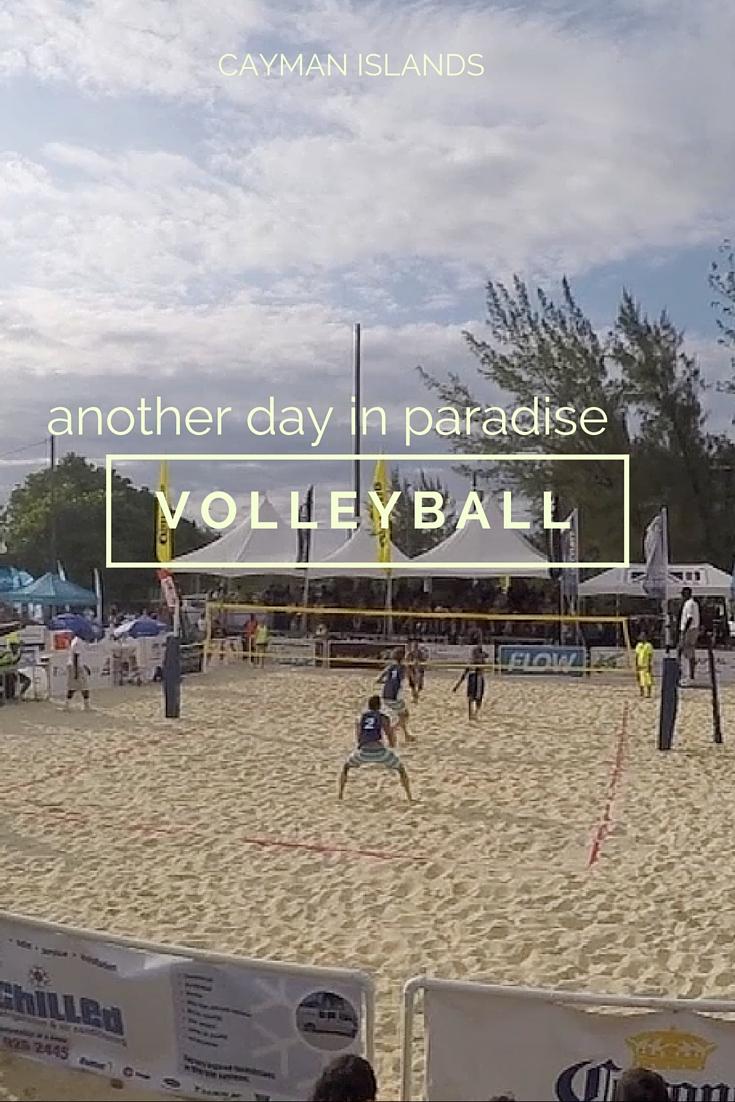 Volleyball cayman