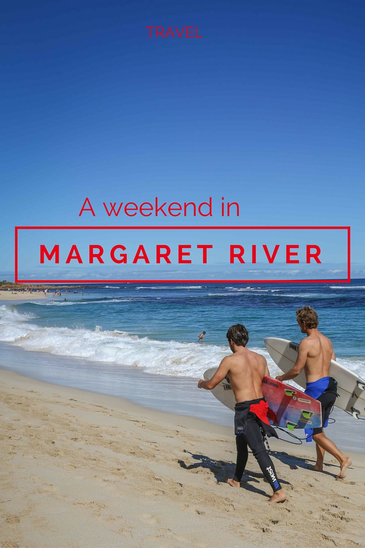 What to do in a weekend in Margaret River, Western Australia. Full guide on www.caribbeansnowflake.com