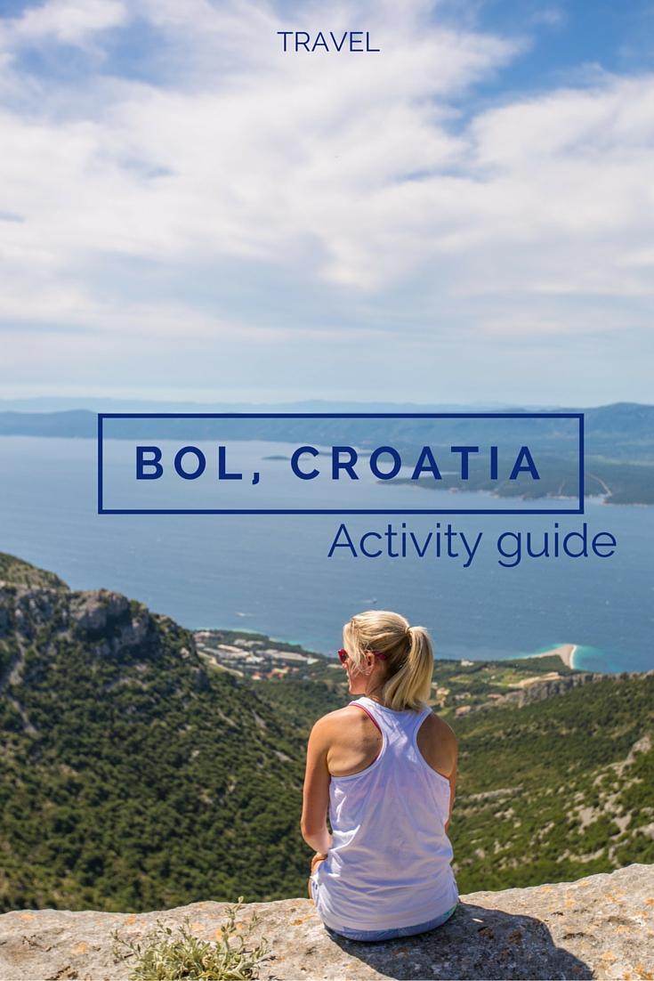 Hiking Vidowa Gora and exploring Bol