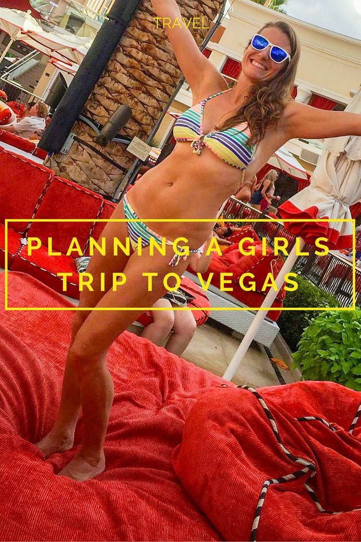Vegas Girls weekend guide