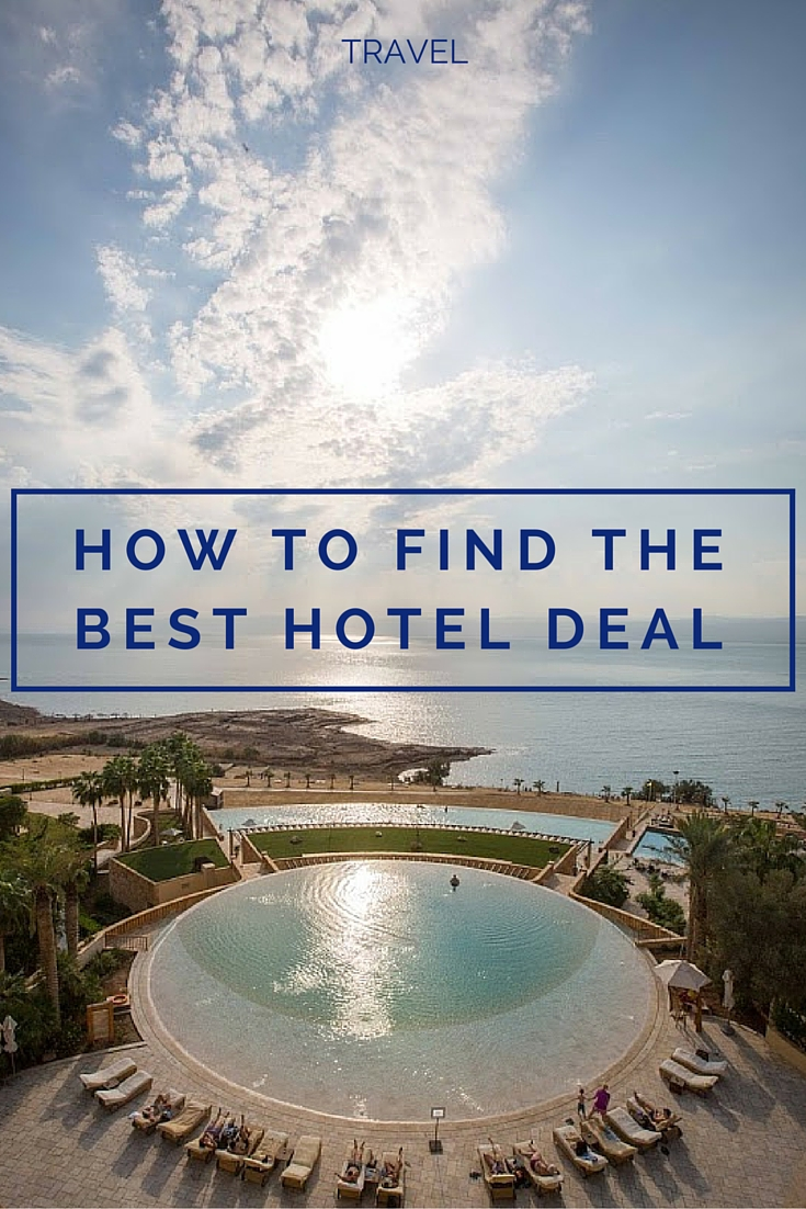 12 tips for getting the best hotel deal